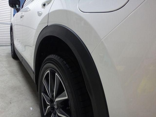 マツダ 新型CX-5⑥ 新車を新車の姿に × 綺麗にしたい程度